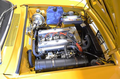 1969 Alfa 1300 GT Junior Stepnose Superb condition SOLD (picture 6 of 6)