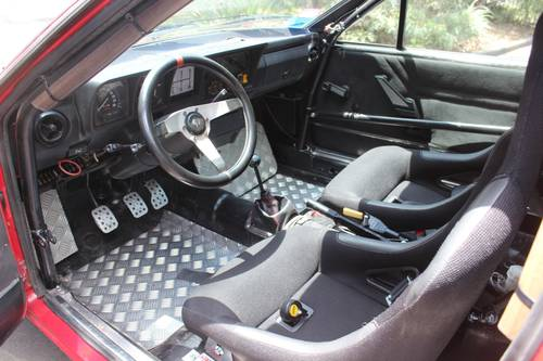 1982 Alfa Romeo Autodelta Group A GTV6 2500 For Sale (picture 5 of 6)