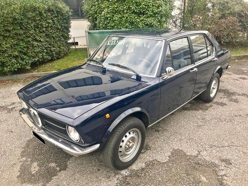 1975 Alfa Romeo - Alfetta 1600  SOLD (picture 1 of 6)