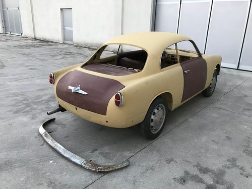 1957 Alfa romeo giulietta sprint 750b For Sale (picture 2 of 6)