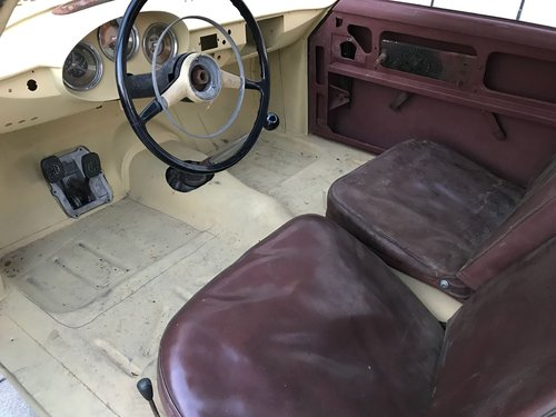 1957 Alfa romeo giulietta sprint 750b For Sale (picture 4 of 6)