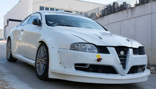 2006 Alfa gt 3000 v6 24v Alfa championship For Sale (picture 1 of 6)