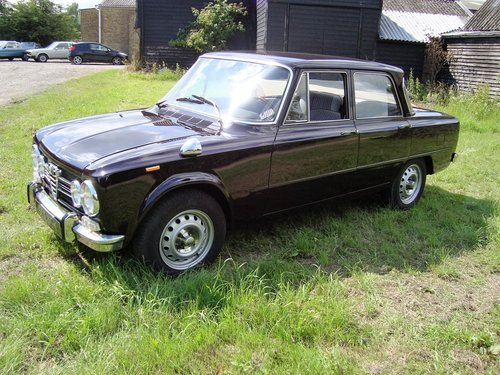 Alfa Romeo Giulia Super 1300 Series II For Sale (picture 1 of 6)