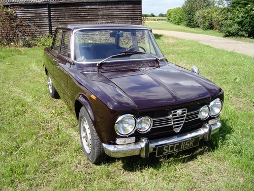 Alfa Romeo Giulia Super 1300 Series II For Sale (picture 2 of 6)
