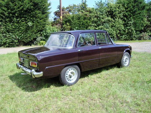 Alfa Romeo Giulia Super 1300 Series II For Sale (picture 3 of 6)