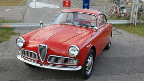 1962 Alfa Romeo Giulietta Sprint LHD -reserved For Sale (picture 2 of 6)