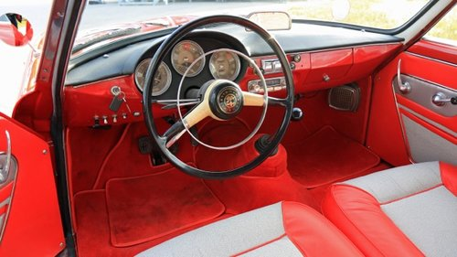 1962 Alfa Romeo Giulietta Sprint LHD -reserved For Sale (picture 3 of 6)