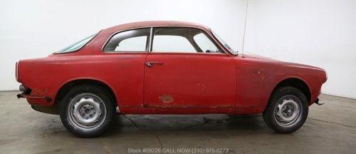 1960 Alfa Romeo Giulietta Sprint For Sale (picture 2 of 6)