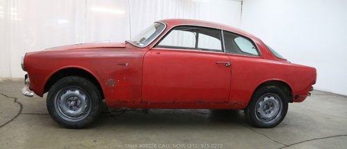 1960 Alfa Romeo Giulietta Sprint For Sale (picture 3 of 6)