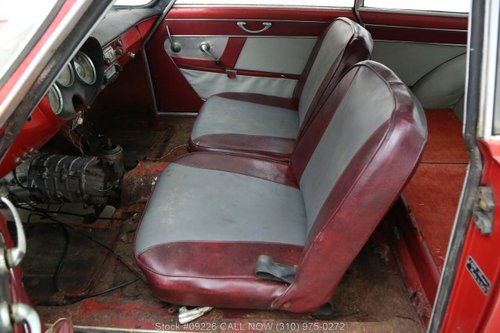 1960 Alfa Romeo Giulietta Sprint For Sale (picture 4 of 6)