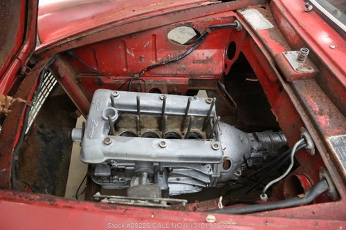 1960 Alfa Romeo Giulietta Sprint For Sale (picture 5 of 6)