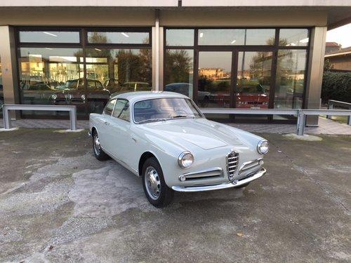 1957 Alfa romeo giulietta sprint 1a serie - restaurata For Sale (picture 1 of 6)