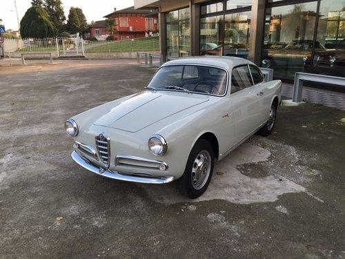 1957 Alfa romeo giulietta sprint 1a serie - restaurata For Sale (picture 3 of 6)