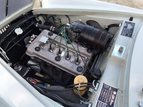 1957 Alfa romeo giulietta sprint 1a serie - restaurata For Sale (picture 6 of 6)