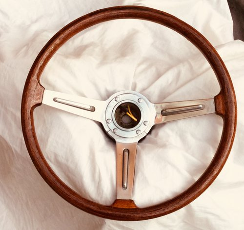 1969 1750 Gtv series 2 steering wheel SOLD | Car And Classic