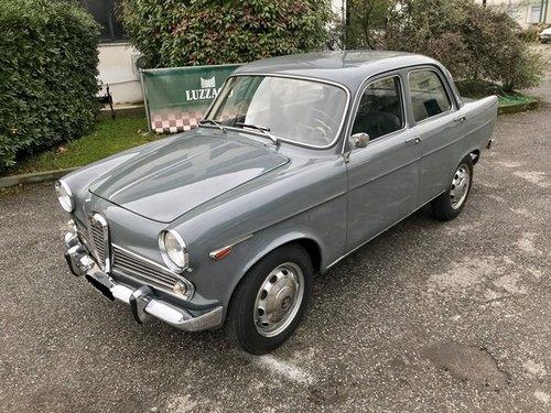 1963 Alfa Romeo - Giulietta 1300 - FIRST ITALIAN REGISTRATION For Sale (picture 1 of 6)