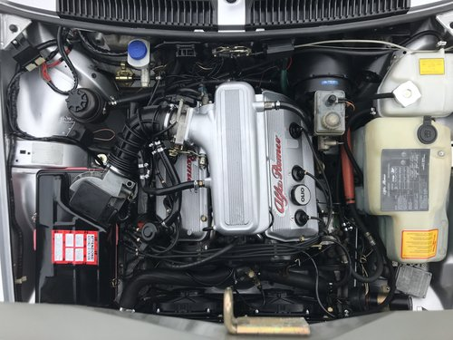 1984 Alfa Romeo Alfetta GTV6 3.0  SOLD (picture 5 of 6)