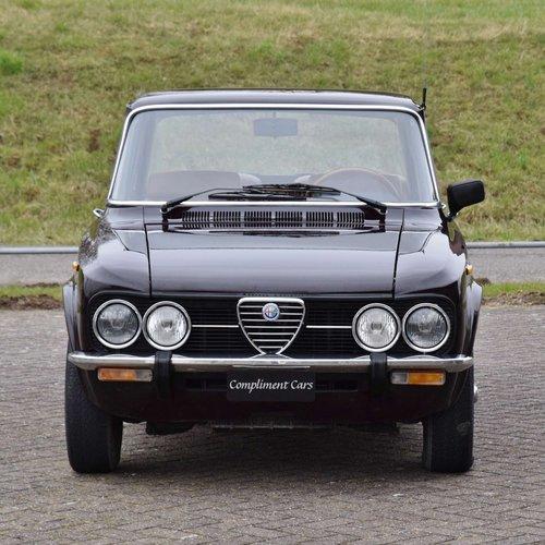 1976 Alfa Romeo Giulia Nuova Super 1330 € 14900 SOLD