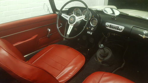 1959 Alfa Romeo Spider 2000  For Sale (picture 3 of 6)
