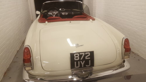1959 Alfa Romeo Spider 2000  For Sale (picture 4 of 6)