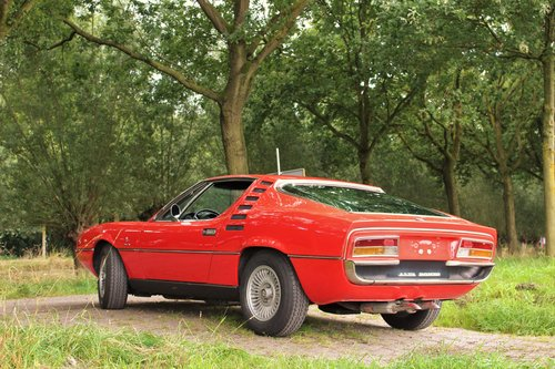 1975 Alfa Romeo Montreal, good driver For Sale (picture 2 of 6)