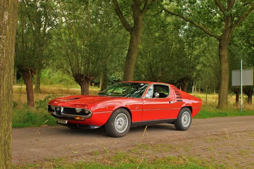 1975 Alfa Romeo Montreal, good driver For Sale (picture 3 of 6)