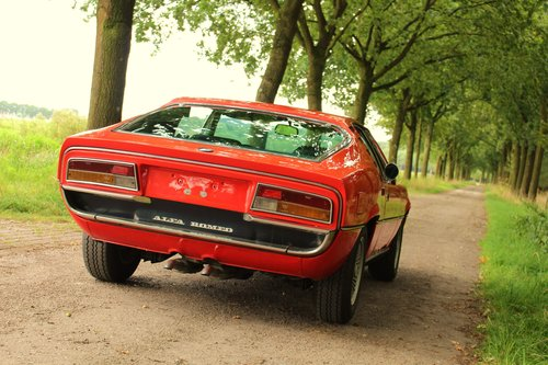 1975 Alfa Romeo Montreal, good driver For Sale (picture 4 of 6)