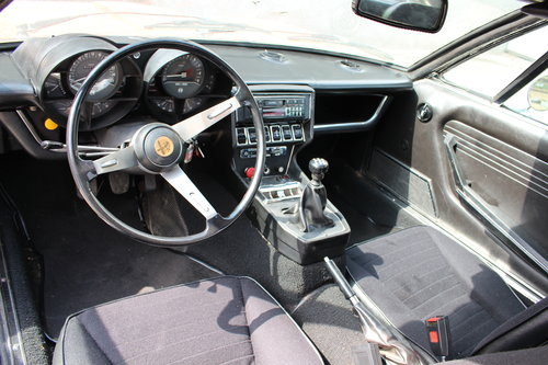 1975 Alfa Romeo Montreal, good driver For Sale (picture 5 of 6)
