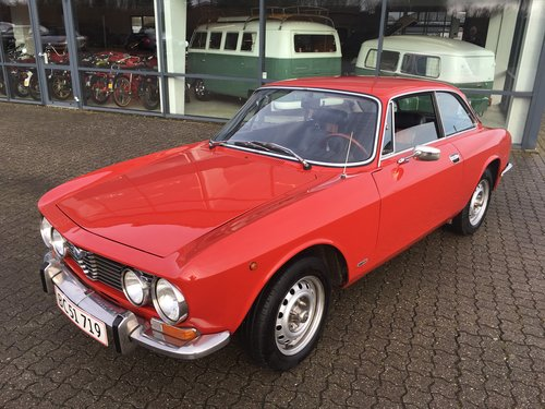 1976 Alfa Romeo Junior 1,6 GT Coupé SOLD (picture 1 of 6)
