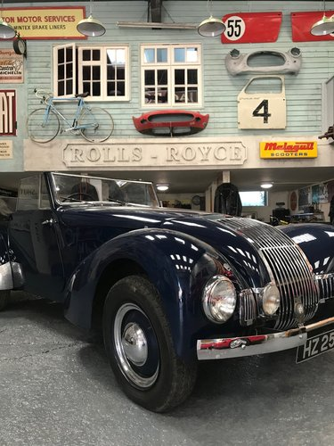 1949 Allard M-Type Drophead Coupe For Sale (picture 5 of 5)