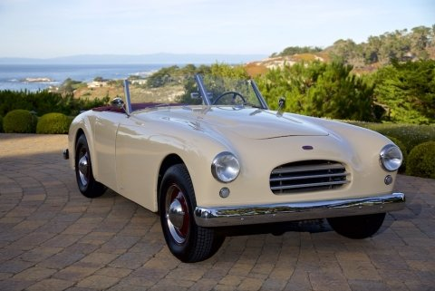 1953 Allard K3 = Roadster 3-Seater  + 2.8k miles   $115.5k For Sale (picture 2 of 6)