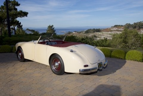 1953 Allard K3 = Roadster 3-Seater  + 2.8k miles   $115.5k For Sale (picture 3 of 6)
