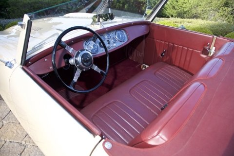 1953 Allard K3 = Roadster 3-Seater  + 2.8k miles   $115.5k For Sale (picture 4 of 6)