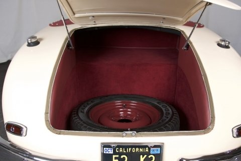 1953 Allard K3 = Roadster 3-Seater  + 2.8k miles   $115.5k For Sale (picture 6 of 6)