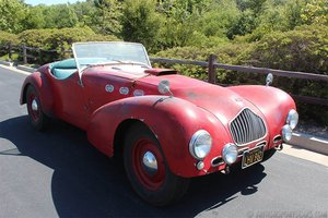 1950 Allard K2 = Rare 1 of 119 made  Patina Red  $95k For Sale