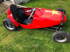 1955 Allard Atom Speedway Racer For Sale by Auction