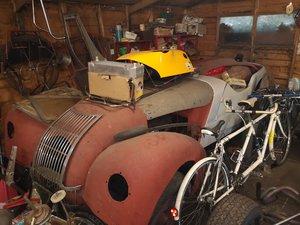1947 Allard L for restoration
