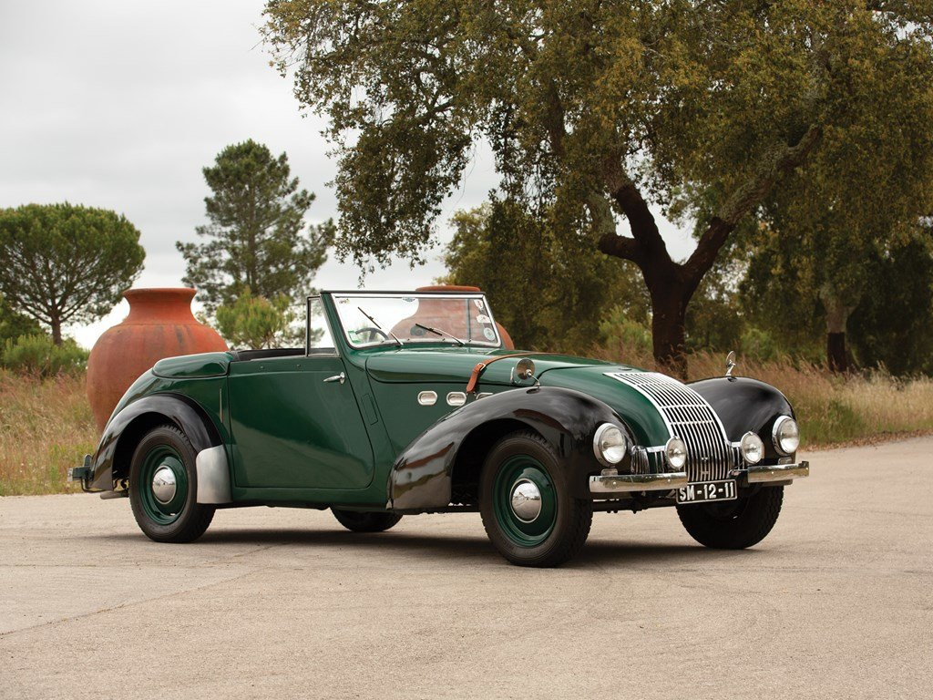 1949 Allard K1  For Sale by Auction (picture 1 of 6)