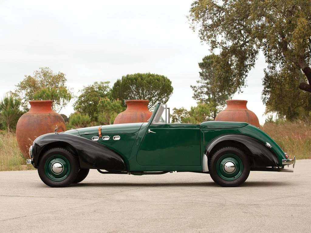 1949 Allard K1  For Sale by Auction (picture 5 of 6)