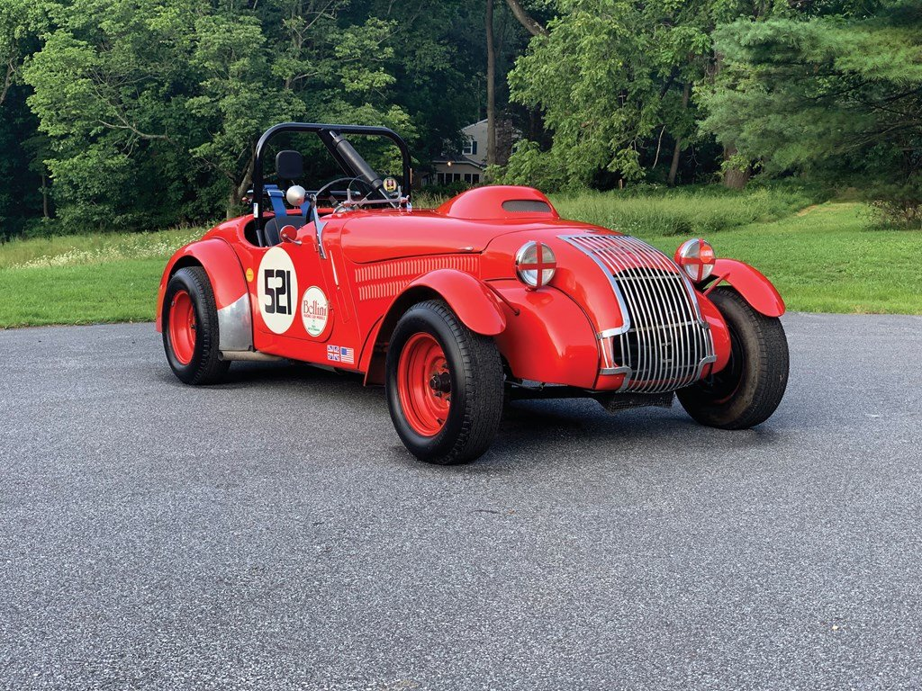 1948 Allard K1  For Sale by Auction (picture 1 of 6)
