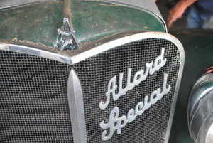 1939 Allard Special Pre-War
