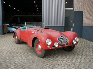 1950 Allard K2 Roadster only 119 made!