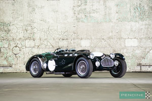 1950 Allard J2 - With Period Competition History