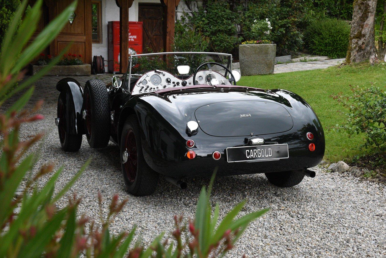 1951 Allard J2, Mille Miglia participant For Sale (picture 5 of 6)