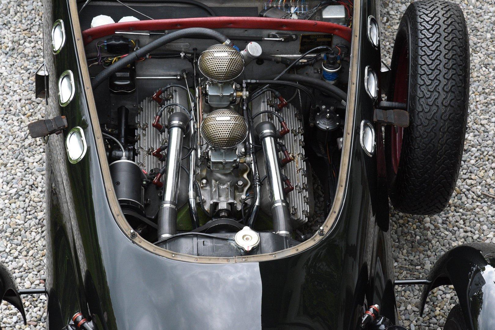 1951 Allard J2, Mille Miglia participant For Sale (picture 6 of 6)