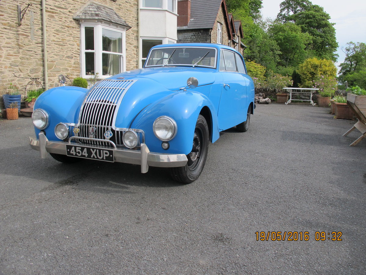 ALLARD P1 SALOON 1951 For Sale (picture 1 of 6)