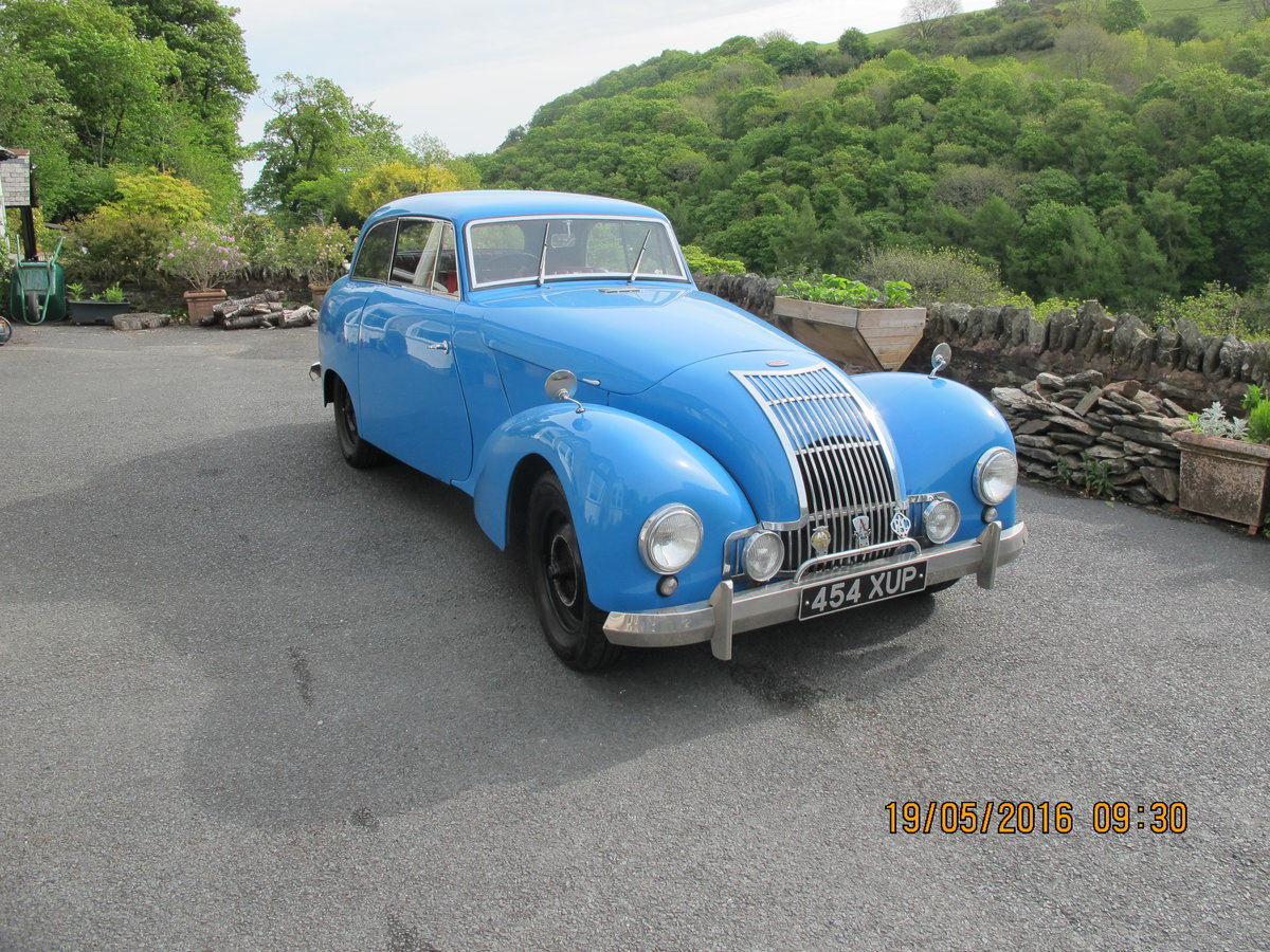ALLARD P1 SALOON 1951 For Sale (picture 2 of 6)