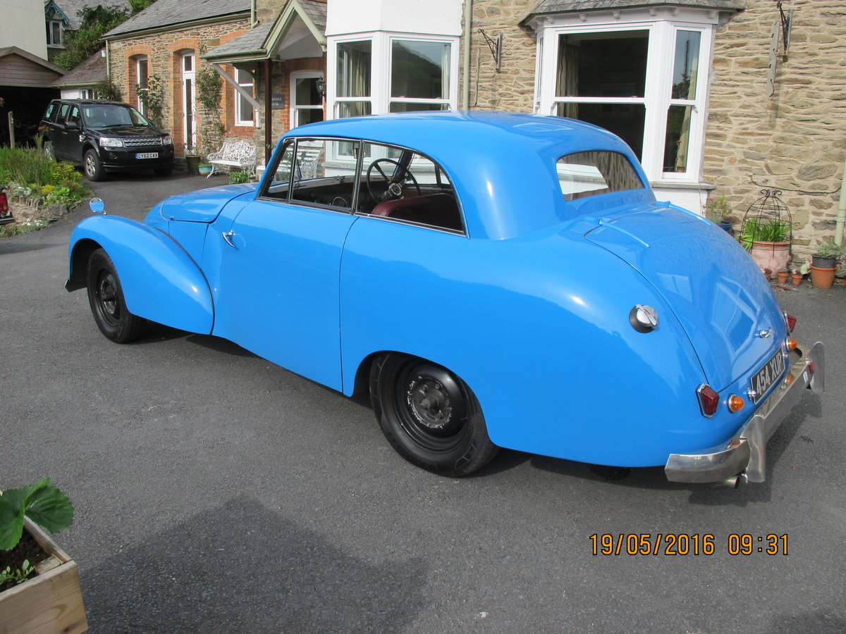 ALLARD P1 SALOON 1951 For Sale (picture 4 of 6)