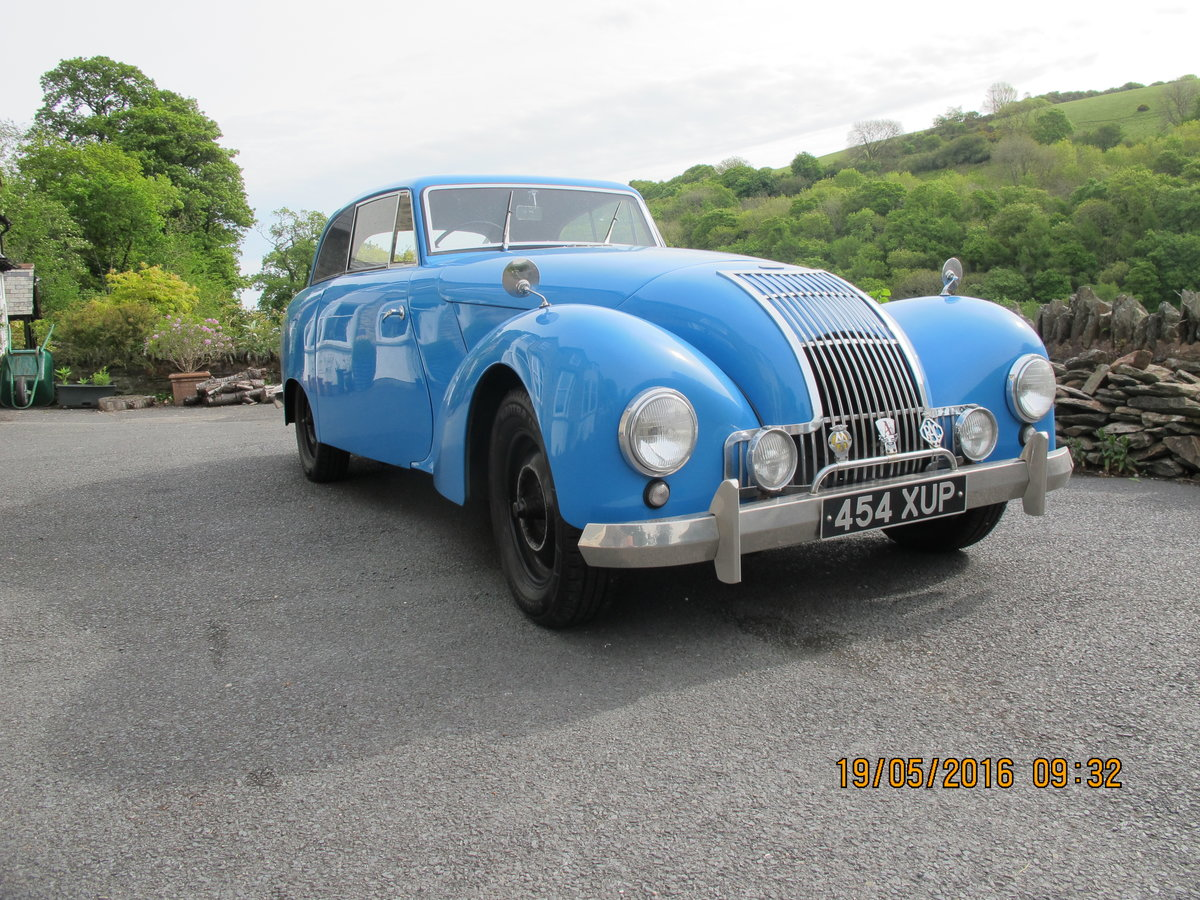 ALLARD P1 SALOON 1951 For Sale (picture 5 of 6)