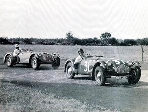 1950  Allard J2 -Mille Miglia, Monaco & Le Mans Classic Entry